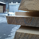 Sale of beech timber